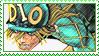 JJBA: Diego Brando stamp