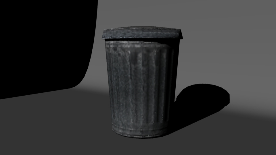 Trash can by reivax