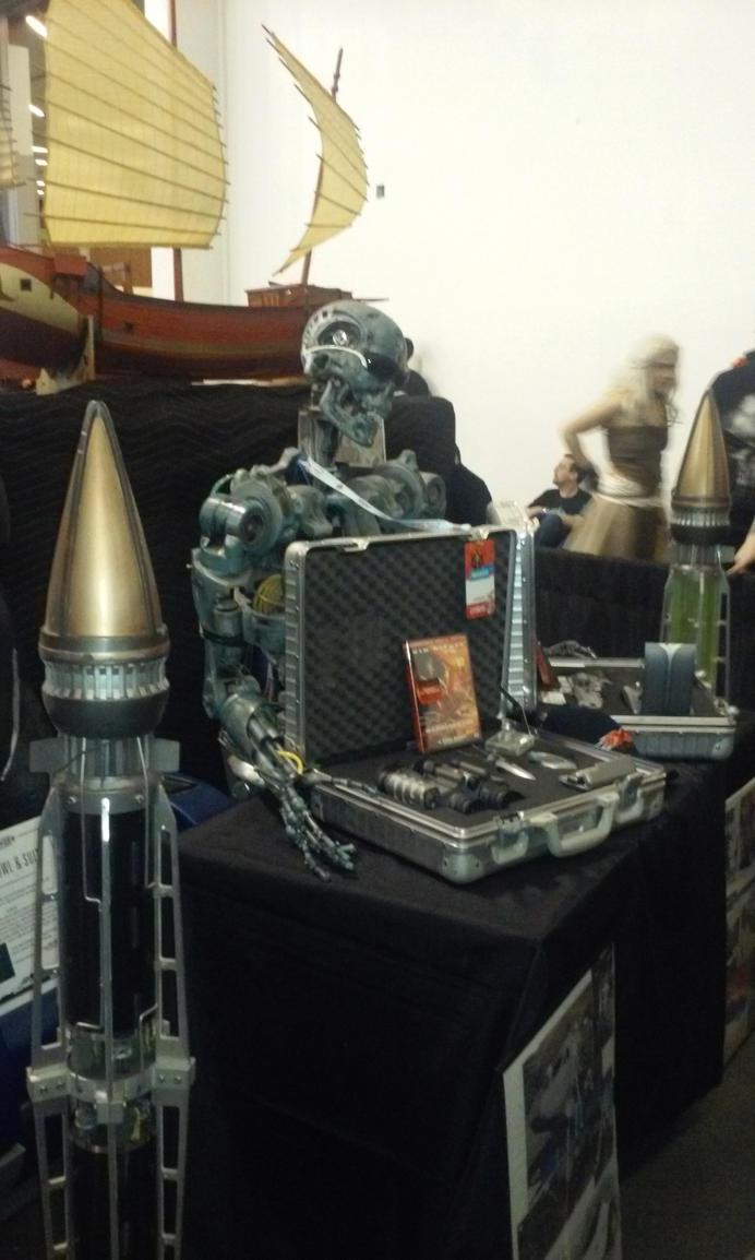 SVCC Terminator Display by reivax