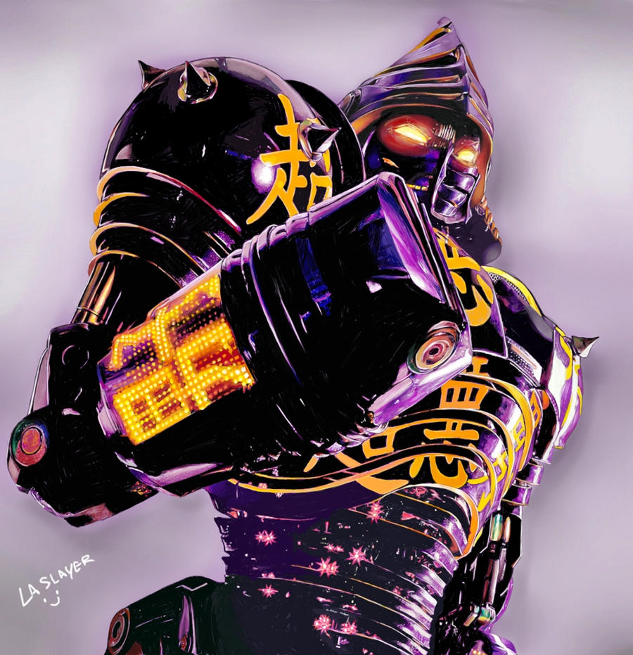 Noisy Boy - Real Steel by xLaSlayer on DeviantArt