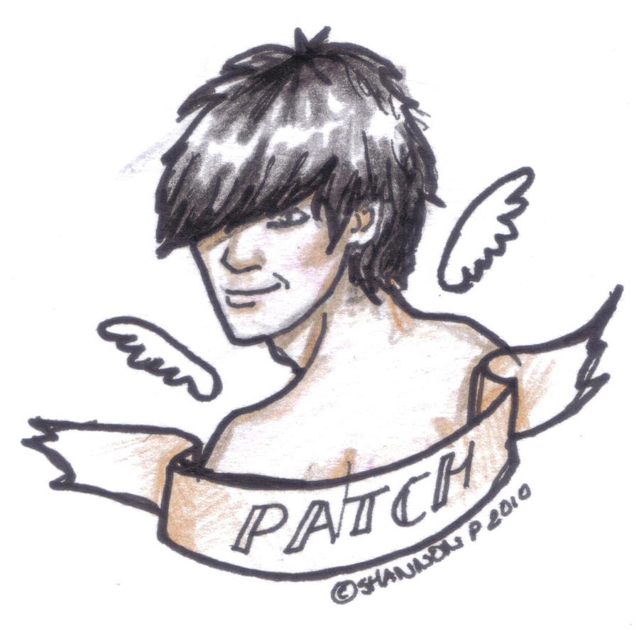 Hush,Hush:Patch by Liltio
