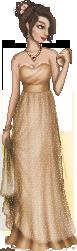 Bridesmaid Maria