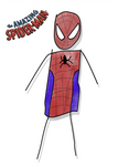 The Amazing Spiderman Drawned