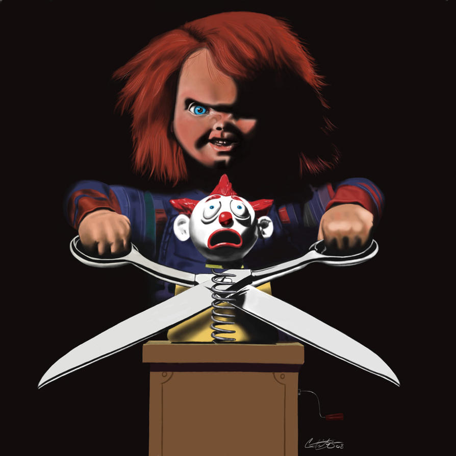 Chucky Wallpapers: Childs Play Fan Art By ExStatic On DeviantArt