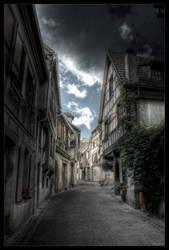 Alsace street II by zardo