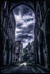 Abbey's ruins IV