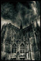Oostende church by zardo