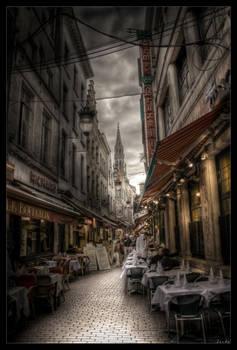 Bruxelles street I
