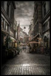 Bruxelles street II by zardo
