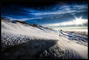 Snow sand by zardo