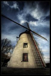 Mill by zardo