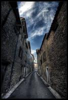 Provence street by zardo