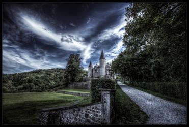 Castle of secrets by zardo