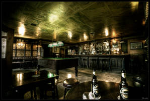 Scottish pub by zardo