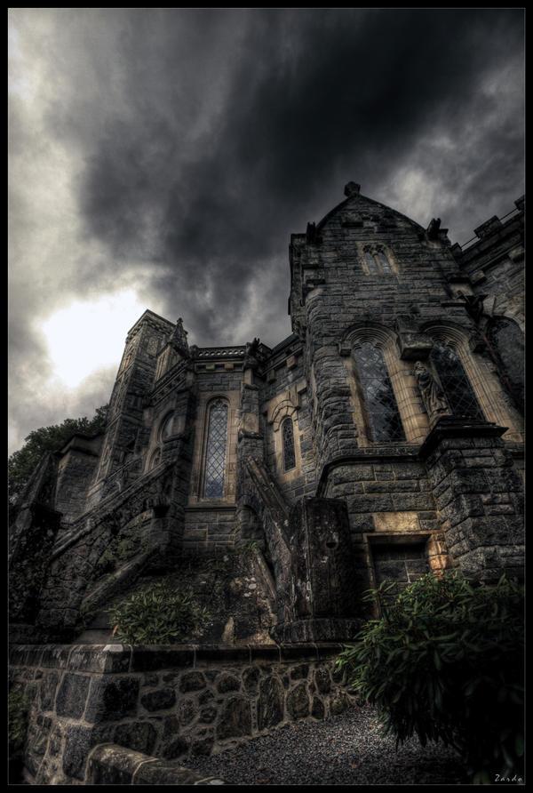 Shadows temple by zardo