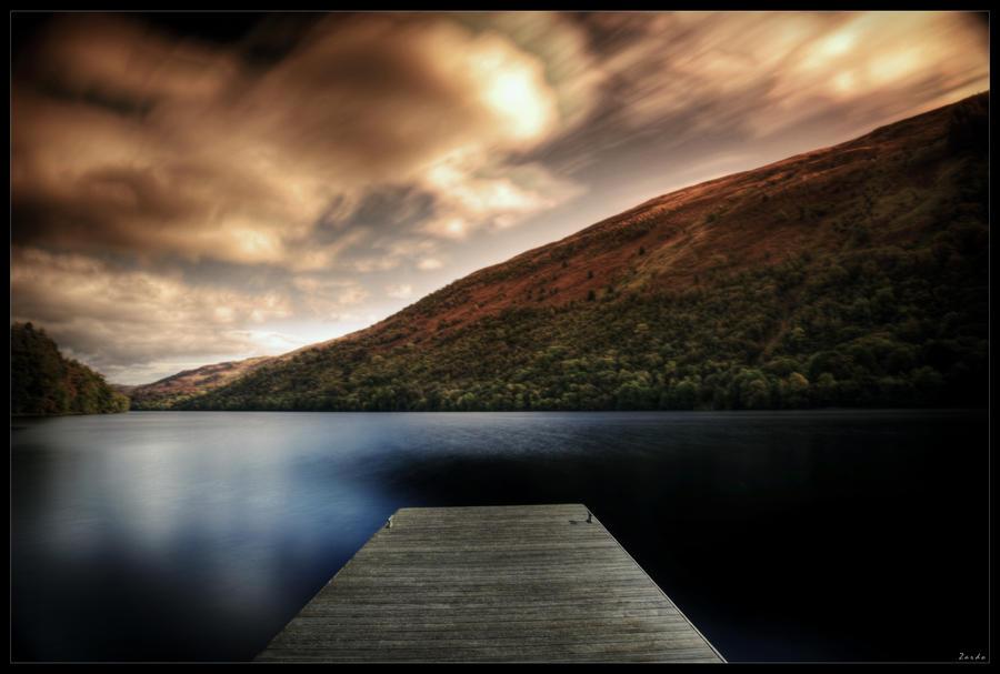 Sound of silence by zardo