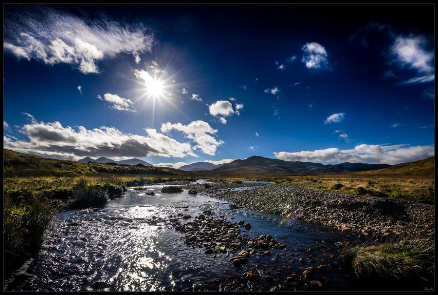 Highlands feeling by zardo