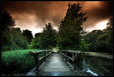 A bridge... A life