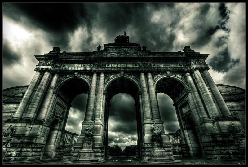 Sadness entrance by zardo