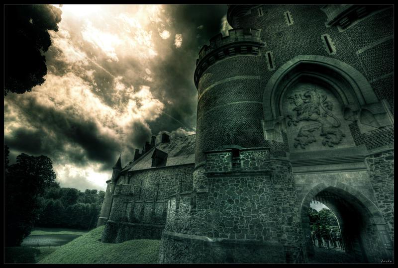 Castle of madness by zardo