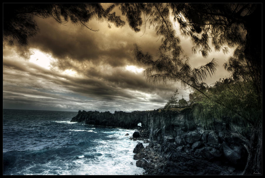 Nightmares Creek by zardo