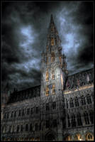 Bruxelles by night by zardo