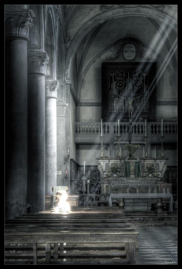 The calling of angel by zardo