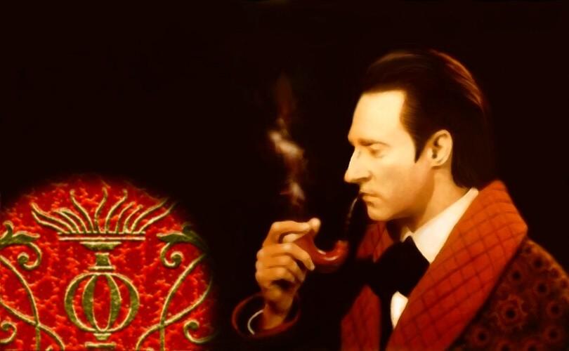 Data as Sherlock Holmes by AdmiralDeMoy on DeviantArt