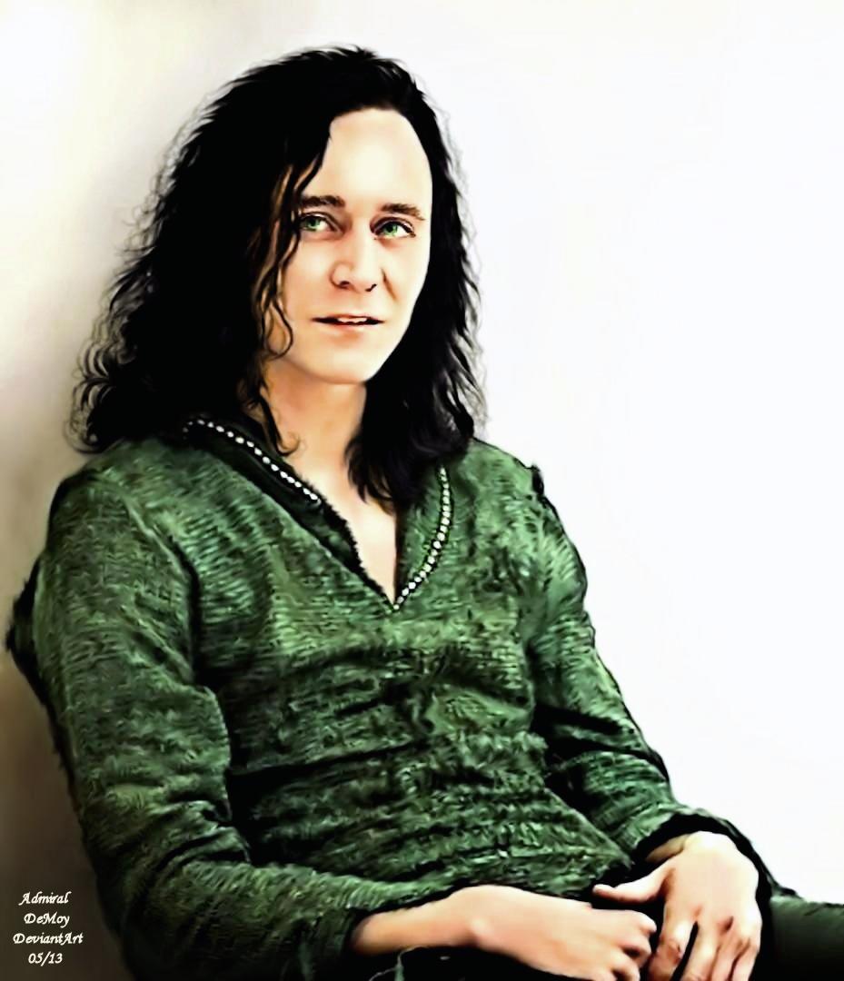 Loki - The Dark World I by AdmiralDeMoy