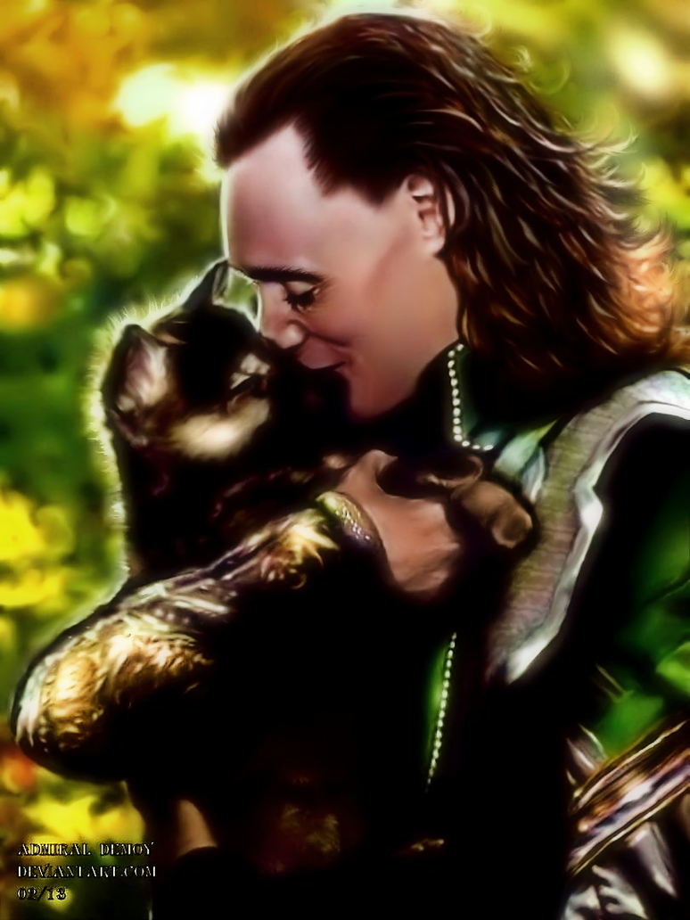 Loki There Are No Men Like Me Xi By Admiraldemoy On