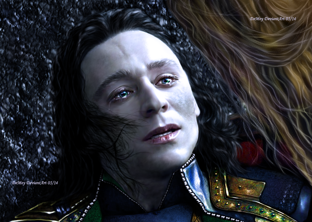 Loki - The Dark World XX by AdmiralDeMoy
