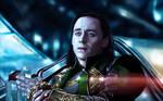 Loki - The Dark World XXI Version I