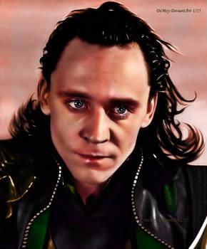Loki - Burdened with Glorious Purpose X Version I