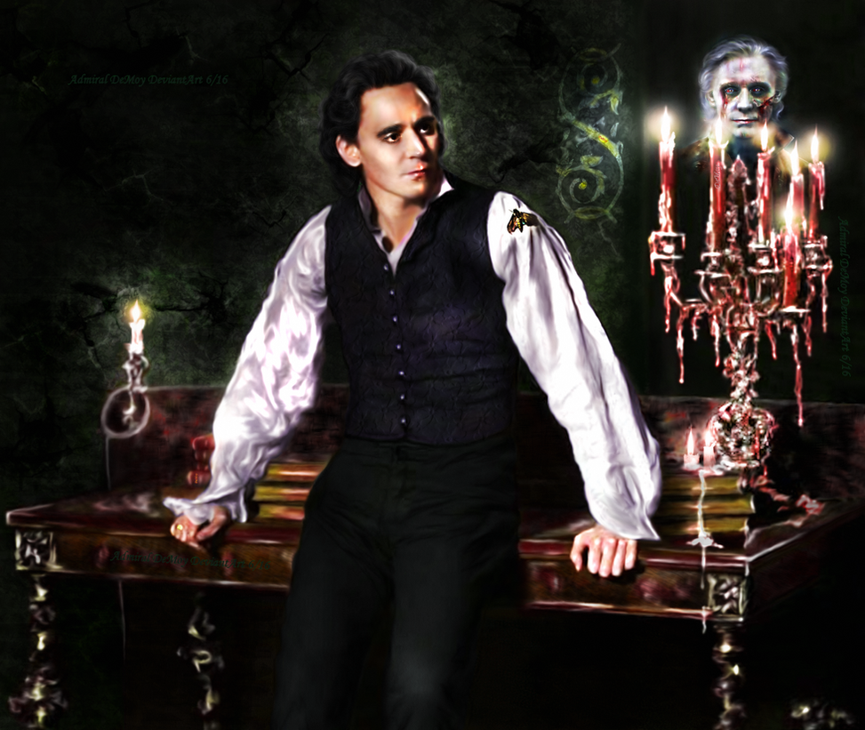 Sir Thomas Sharpe - Crimson Peak V (Full Version) by AdmiralDeMoy