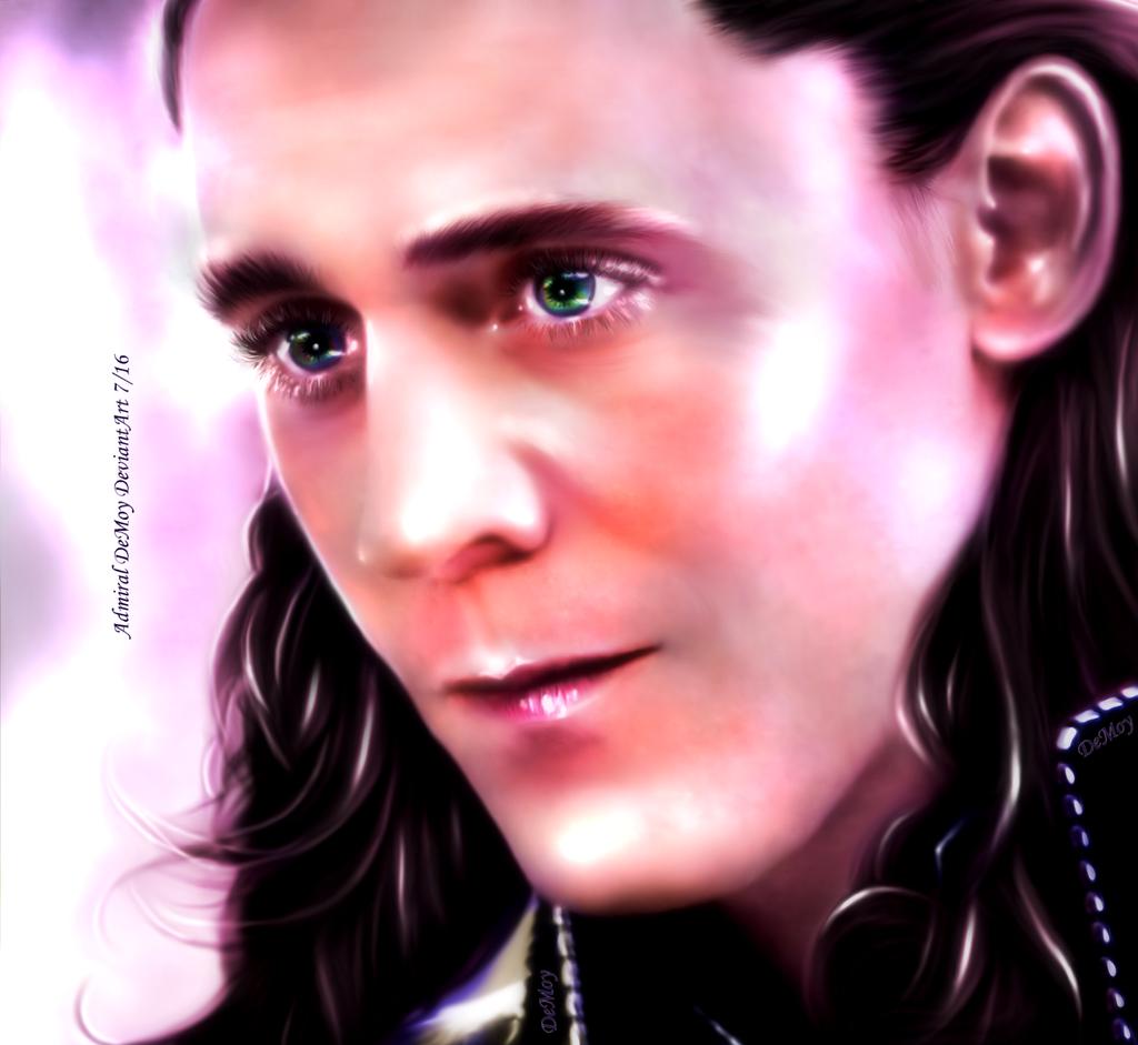 Loki - Burdened with Glorious Purpose XX by AdmiralDeMoy