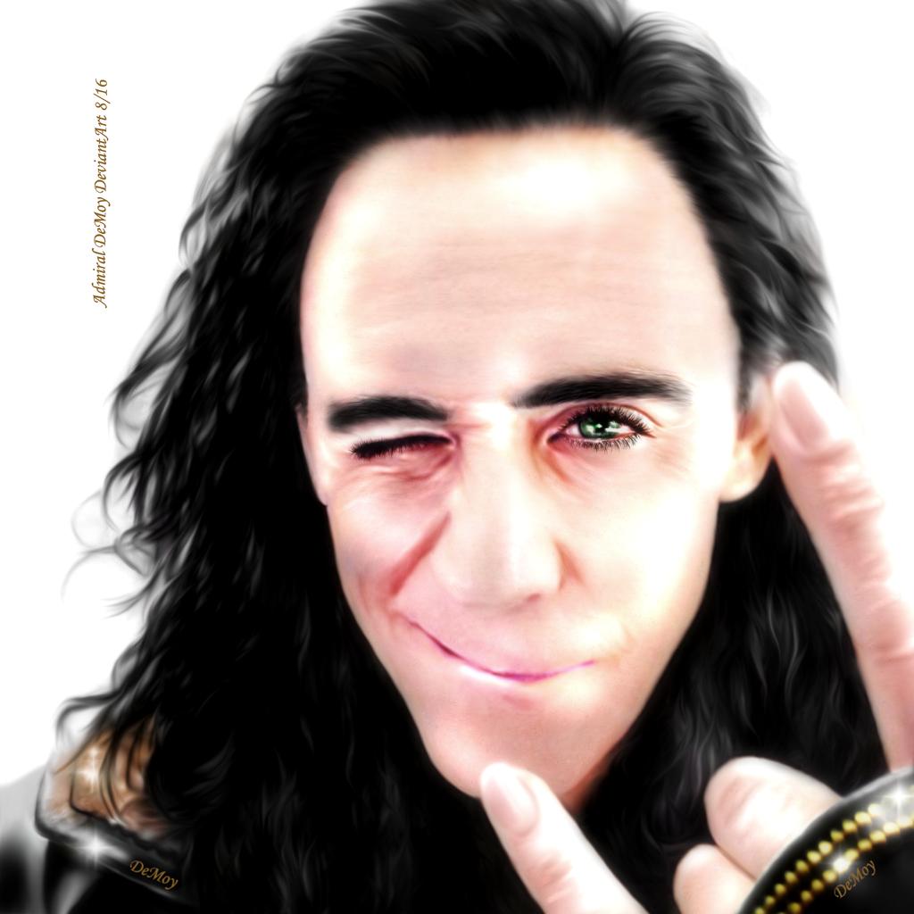 Loki - Ragnarok I by AdmiralDeMoy
