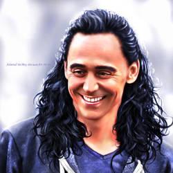 Loki - Ragnarok II by AdmiralDeMoy