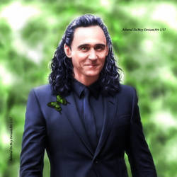 Loki - Ragnarok III by AdmiralDeMoy