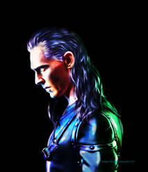 Loki - A Study In Perfection III Version One