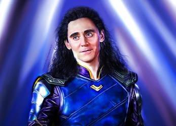 Loki - Ragnarok V by AdmiralDeMoy