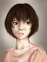 Rina Koike by MakeFlicx