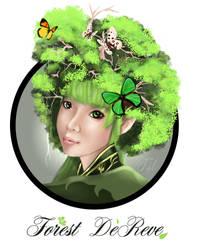 Forest De Reve Girl Version by MakeFlicx