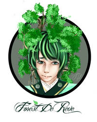Forest De Reve Boy Version by MakeFlicx