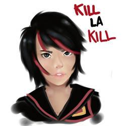 Kill La Kill by MakeFlicx
