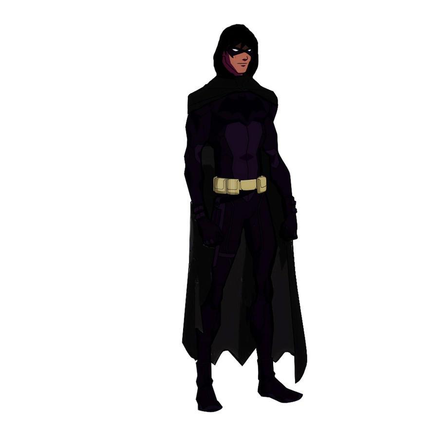 Damian Wayne And Nightstar BatBoy  Damian Wayne -Young