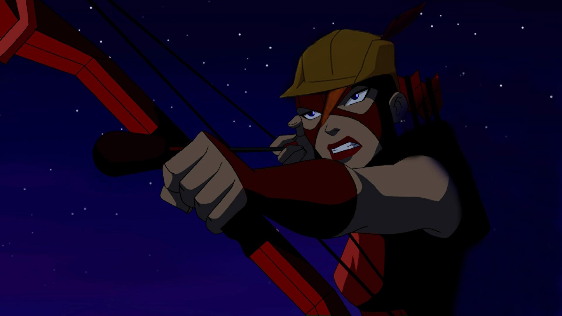 Roy Harper SpeedyYoung Justice Speedy