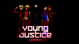 Young Justice Legacy by MarvelJustice
