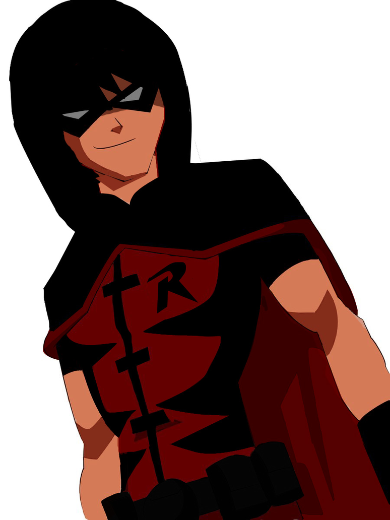 Young Justice Legacy-Damian Wayne As Robin by ...