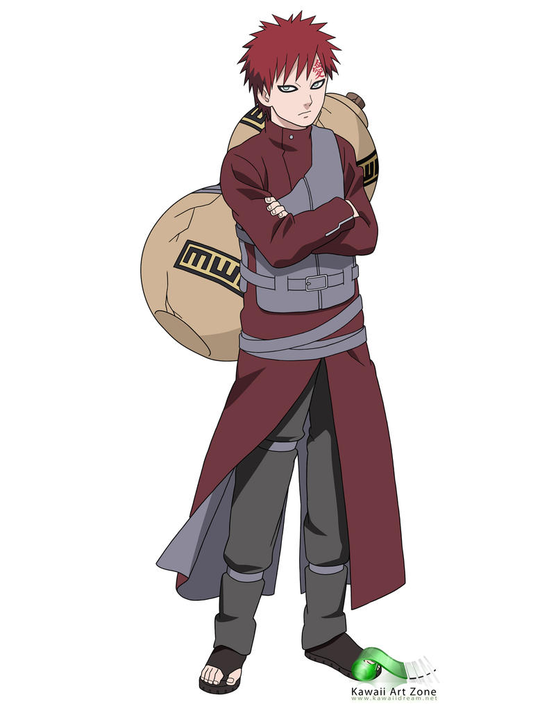 gaara shippuden - photo #28