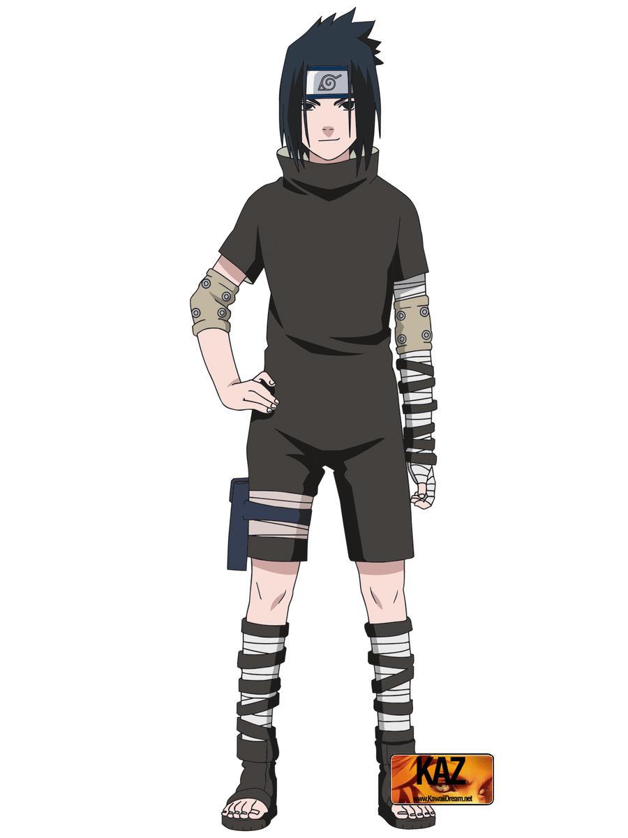 part 1 sasuke 2 part 1 sasuke black outfit